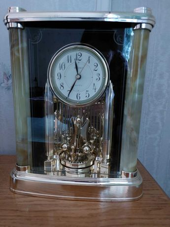 Часы настольные каминные Seiko кварцевые