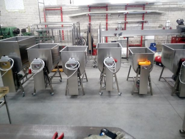 Mieszałka do mięsa 170 l  100 kg farszu rok gwarancji