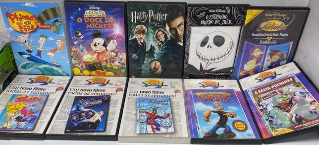 Filmes á Escolha- Cada Filme: 3€ + Portes De Envio