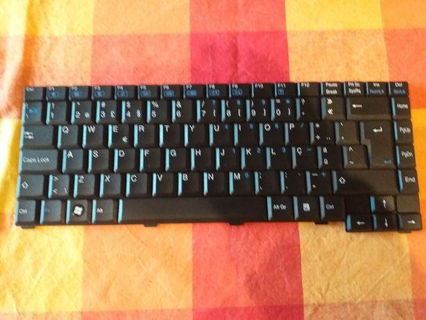 Varios teclados a funcionar