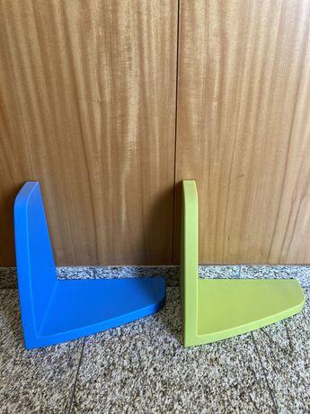 Duas prateleiras criança IKEA