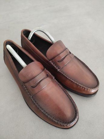 Sapatos Massimo Dutti tamanho 41