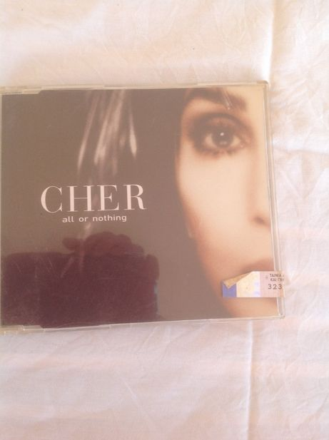 CD CHER ``all or nothing``