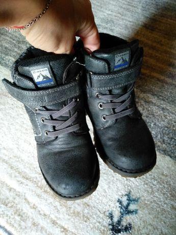 Зимние ботинки / сапоги на мальчика, недорого! / Зимові черевики