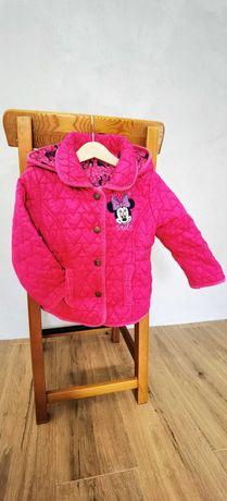 jesienna kurtka dziewczęca 86-92