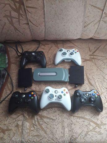 Джостіки та пам'ять для Xbox 360