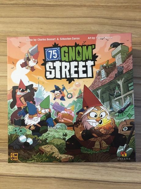 "Игра ""Улица Гномов 75"" (75 Gnom Street)"
