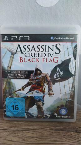 Gra Assassins Creed Black Flag na ps3 playstation 3