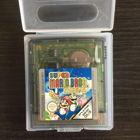 Super Mario Bros Deluxe, Game Boy Color