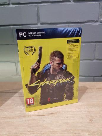 Gra Cyberpunk 2077 PC nowa