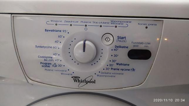 Pralka Whirlpool AWM 6071 - na części