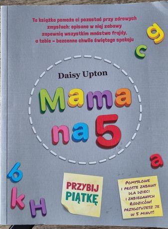 Książka Mama na 5 przybij piątkę