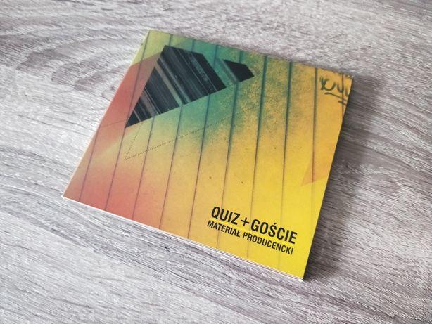 Quiz - Materiał Producencki - CD