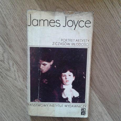Portret artysty z czasów młodości, James Joyce