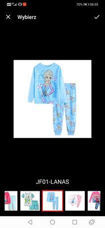 Nowa piżamka elza