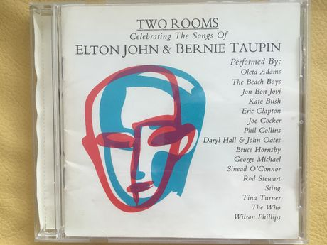 Songs of Elton John CD. Clapton Sting Cocker Bon Jovi i in