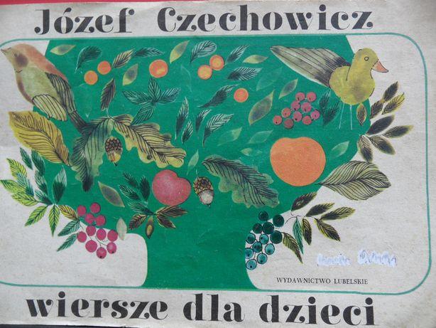 Wiersze dla dzieci Józef Czechowicz