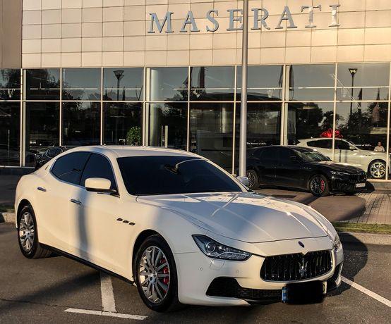 Maserati Ghibli S Official 2014 в ЛІЗИНГ/КРЕДИТ