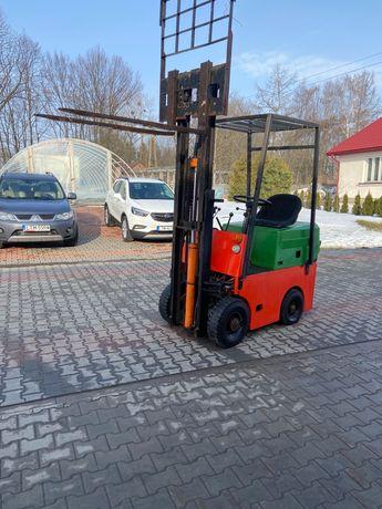 Wózek widłowy rak diesel