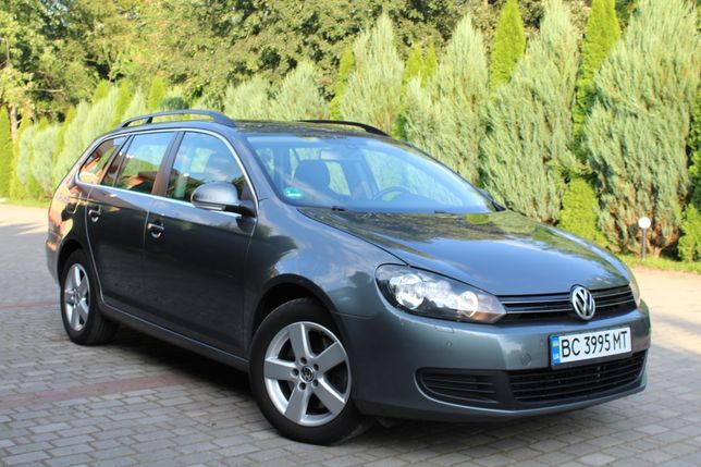 Volkswagen Golf 6 2.0 TDI 2012
