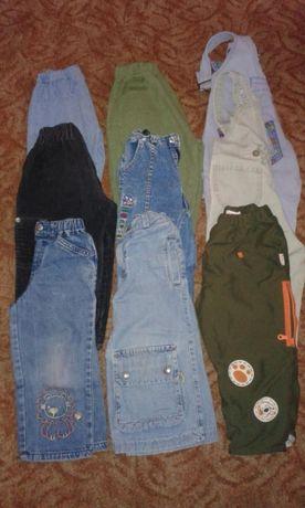 Zestaw spodni chłopięcych roz. 92-98