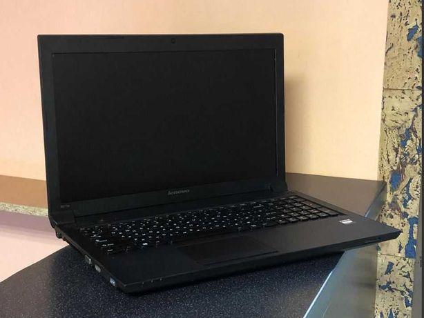 СРОЧНО Ноутбук Lenovo B575e леново рабочий ДЕШЕВО офисный для ребенка