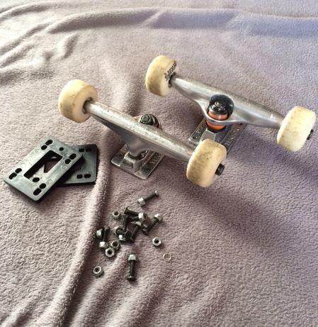 Скейтборд низы на подвесках Tensor