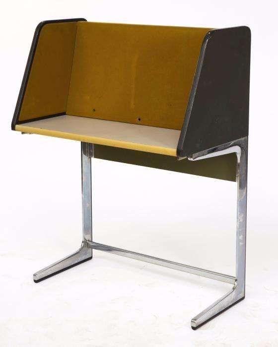 Escrivaninha de escritório George Nelson| Desk design | Escandinavo Balazar - imagem 1
