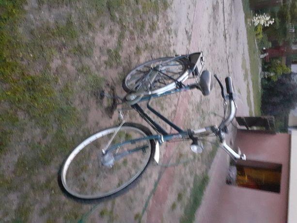 rower spalinowy