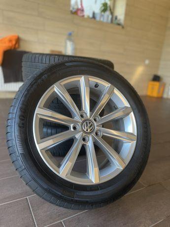 Шини і диски пассат VW passat B8 , R17 London 5*112