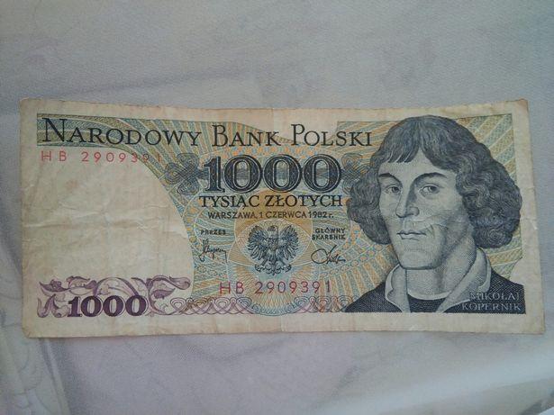 1000 Польских злот