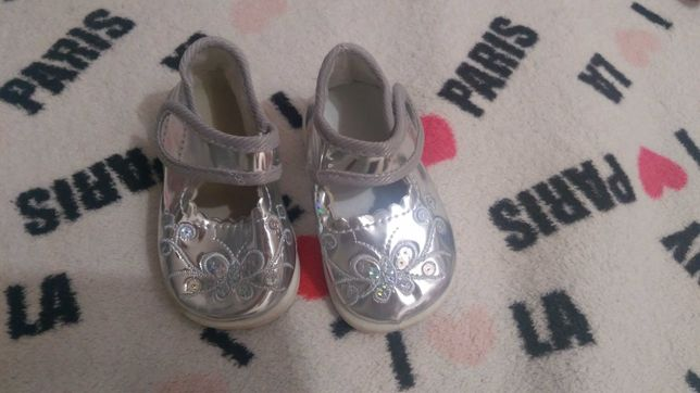 Туфельки на принцессу, туфли