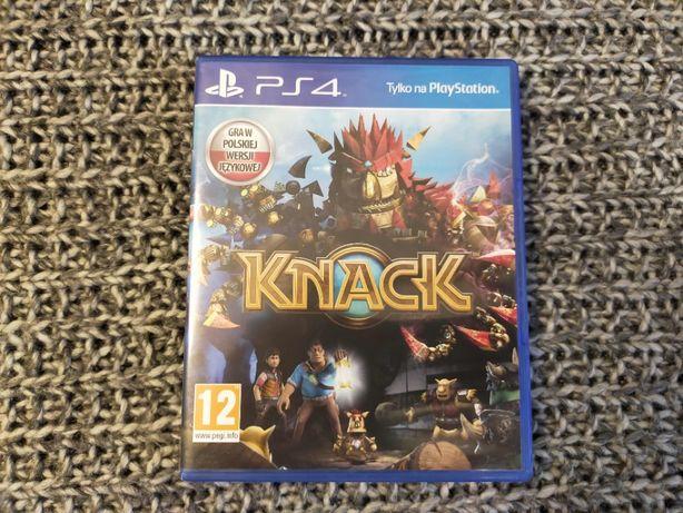 KNACK PL Wersja PlayStation 4