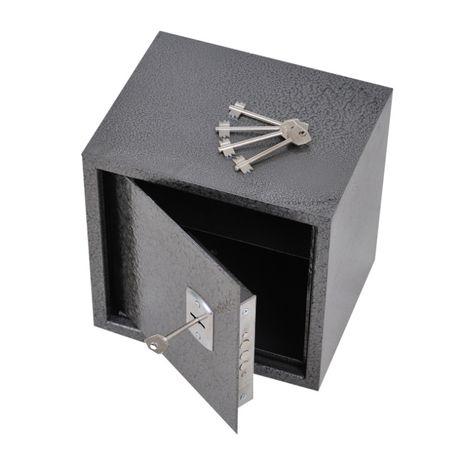 Мебельный металлический сейф для бумаг документов денег. Опт