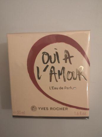 Oui a l'Amour /woda perfumowana/ Yves Rocher / 50ml /nowe