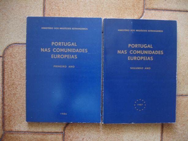 Portugal nas Comunidades Europeias