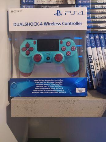Dualshock 4 Jagodowy Błękit PS4 Pad