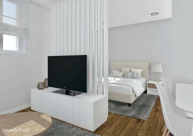 Apartamentos T0 em S. Vitor