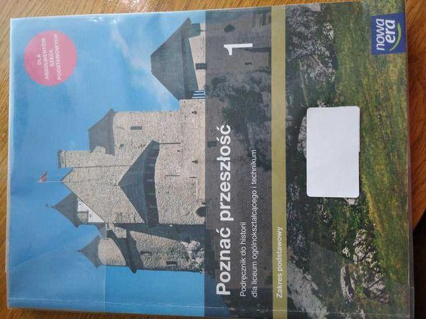 Poznać przeszłość 1 podręcznik zakres podstawowy