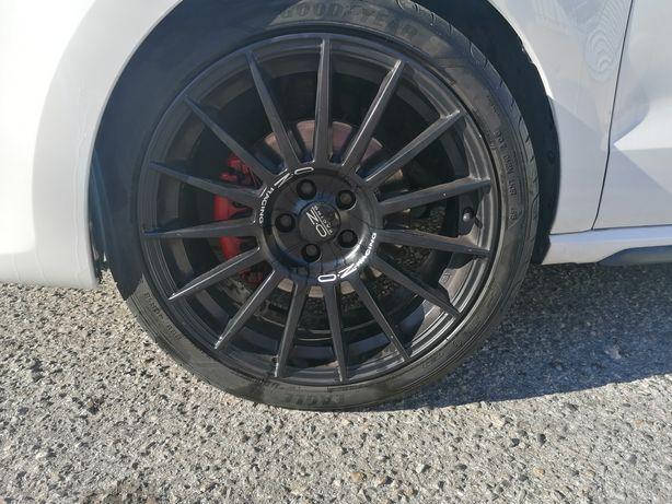 Jantes Oz racing Superturismo 5x100 R18