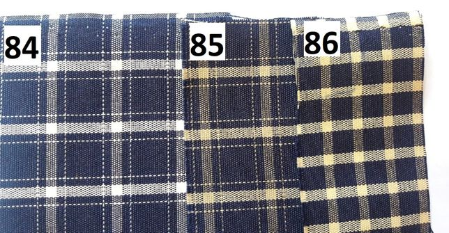 wyprzedaż polskich tkanin - materiały szer. 160 cm, sprzedaż od 1 mb