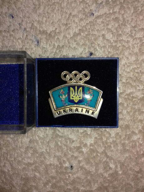 Значек Олимпийский