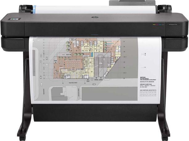 HP DesignJet T630 (36 дюймів), принтер A0, плотер