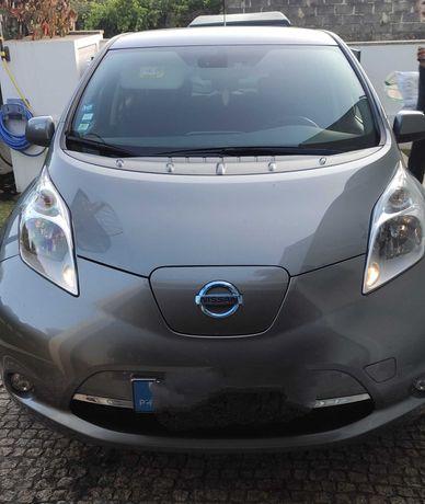 Nissan leaf 24k 2015 em bom estado. IVA DEDUTÍVEL