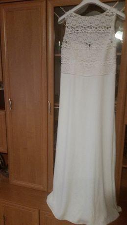 suknia slubna 42