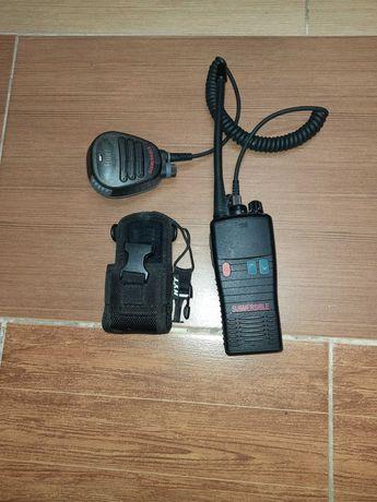 Radiotelefon ENTEL HT952 ATEX PMR446+mikrofon głośnikowy ENTEL CMP750