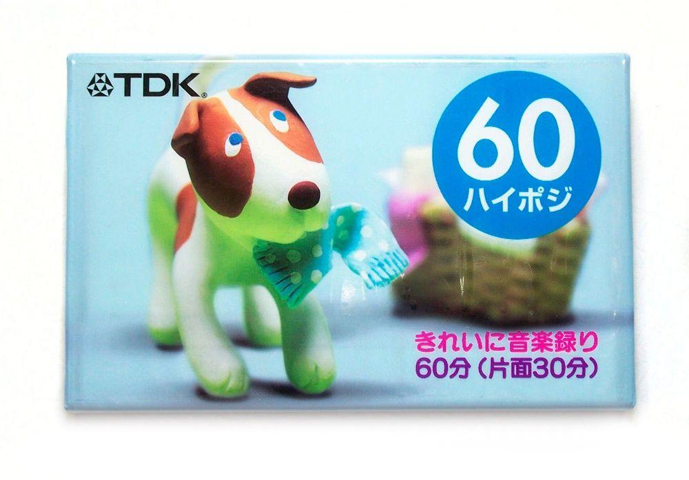 Аудиокассета TDK DS2-60N 60 Запорожье - изображение 1