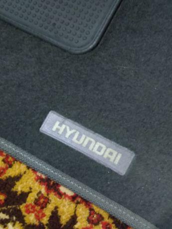 Автомобильные коврики на HYUNDAI.