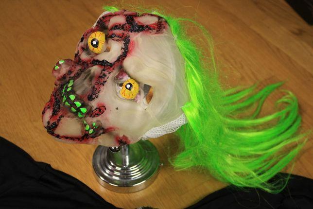 Хеллоуин ВЗРОСЛЫЙ Дементор привидение зомби вуду КОСТЮМ крутой