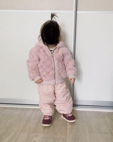 Зимний комплект штаны H&M и куртка на 18 мес